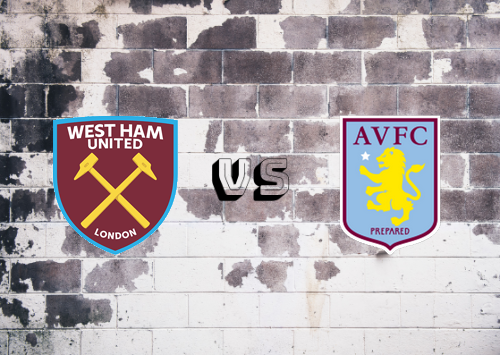 West Ham United vs Aston Villa  Resumen