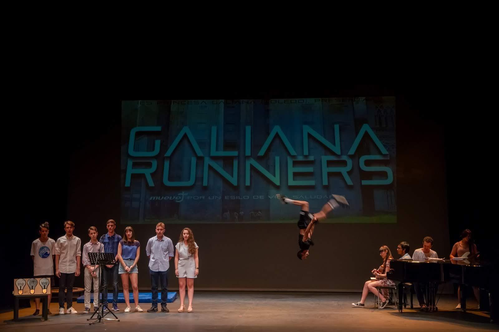 Ayúdanos votando Galiana Presenta en los premios nacionales Acción Magistral