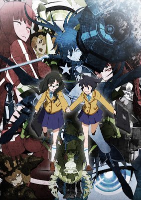 Black Rock Shooter tv seiyuus originales