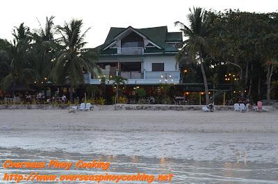 Dumaluan Beach Resort Beach Front
