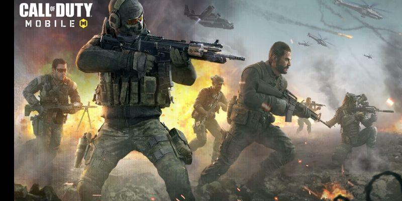 Call of duty mobile game screenshot