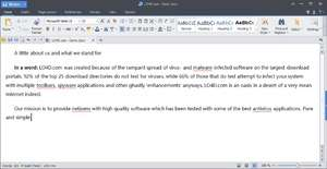 How to Easily convert Word documents to PDF with this software for free.