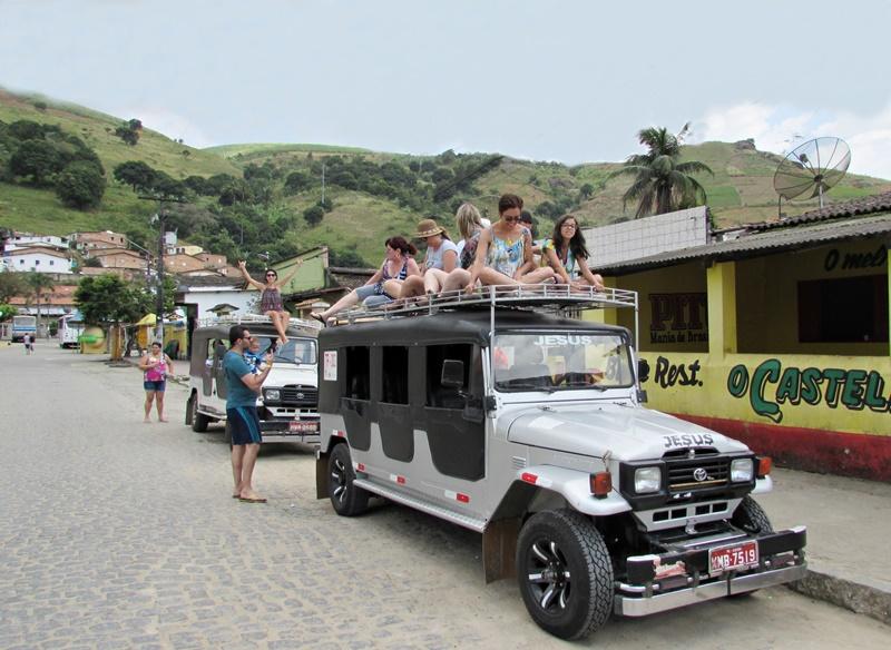 O que fazer em Porto de Galinhas: passeio de Jeep