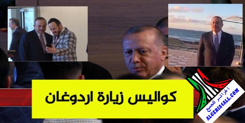 كواليس زيارة أردوغان