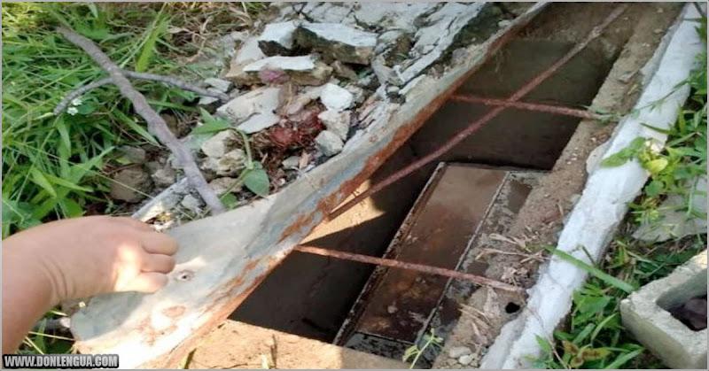 Se robaron los restos mortales de una niña en el Táchira