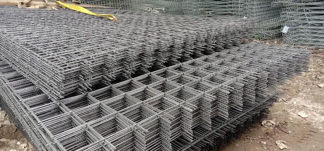 Pabrik Besi Wiremesh Jakarta