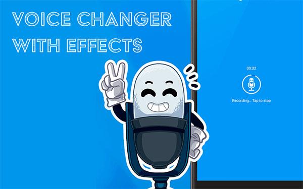 Voice Changer Game All Phone Demo - Thay đổi giọng nói khi chơi game cho Android