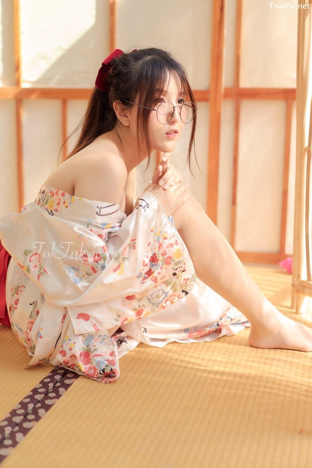 Image Thailand Model - Phunnita Intarapimai - Sexy Kendo Girl - TruePic.net - Picture-3