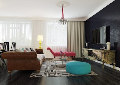 Modern Sitting Room Lighting Designs 15