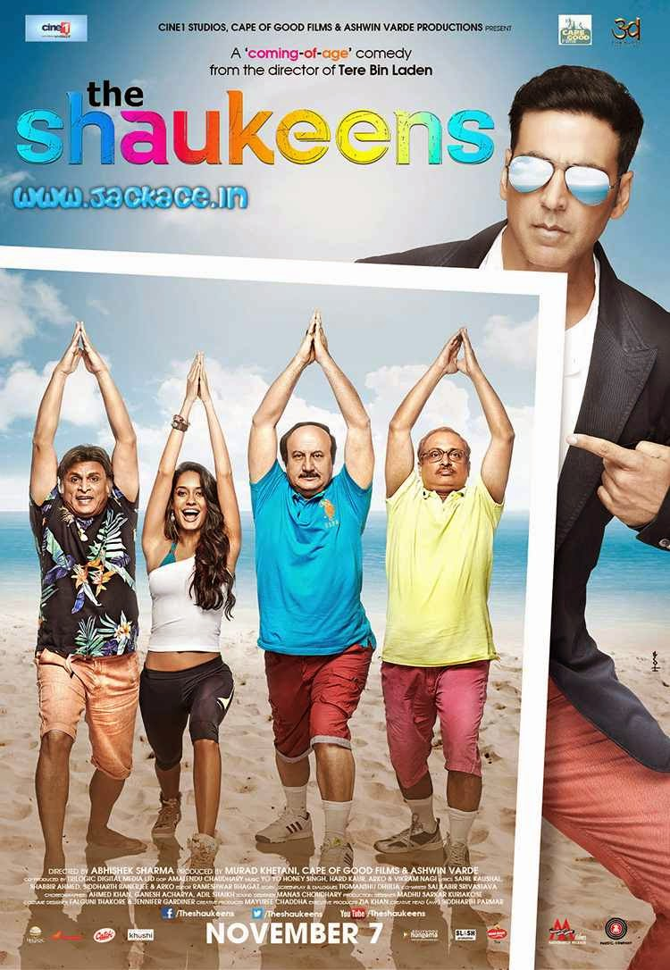The Shaukeens (2014) Day Wise Box Office Collection
