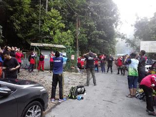 Hiking @ Gunung Berembun, Jelebu