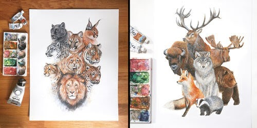 00-K-Schwarzoviously-Wildlife-Animal-Paintings-www-designstack-co