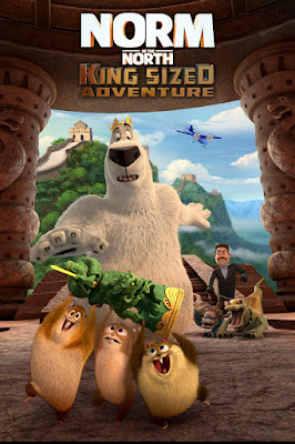 Film Norm of the North: King Sized Adventure (2019)