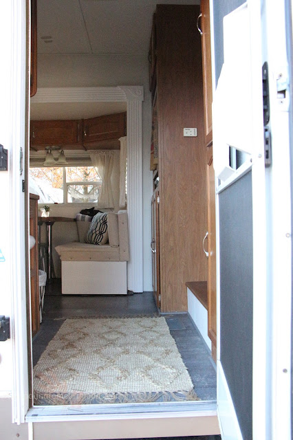 Full Time RV Living and RV Renovation by Palindrome Dry Goods