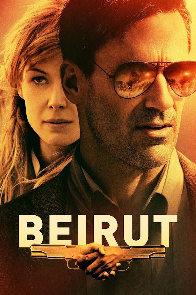 Beirut 2018 x264 720p BluRay English Hindi Telugu Tamil THE GOPI SAHI
