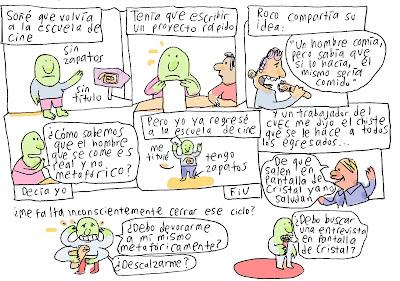 #LuisRicardo #CUEC #historieta #ladoB
