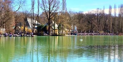 Englischer Garten -Seehaus