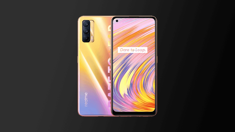 realme V15 5G with 7nm MediaTek Dimensity 800U and 50W charge announced