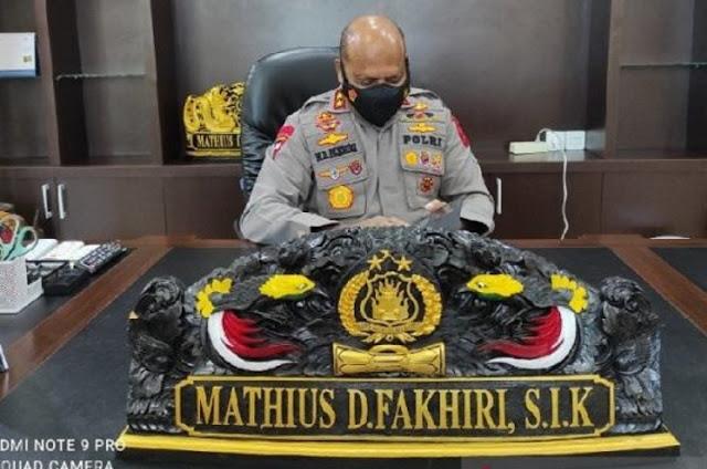 Prajurit TNI Diduga Gabung KKB Kelompok Sabinus Waker