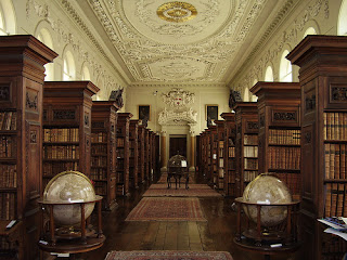 Famous Libraries of England :: Bibliolatry