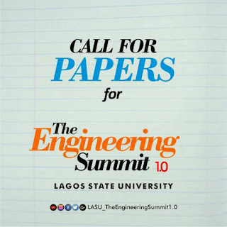 THE ENGINEERING SUMMIT 1.0 AT LAGOS STATE UNIVERSITY