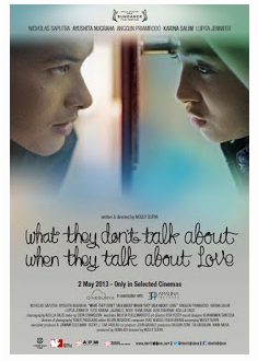 Download Film What They Dont About When They Talk About Love (2016) WEBDL Ganool Movie