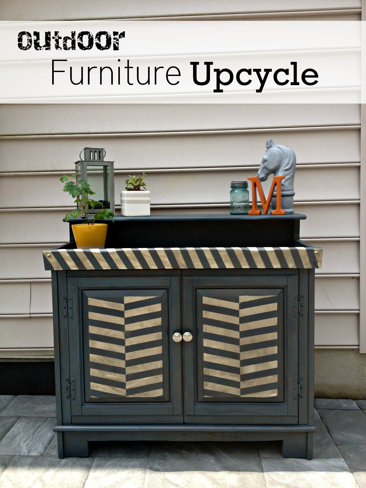 Outdoor Furniture Upcycle