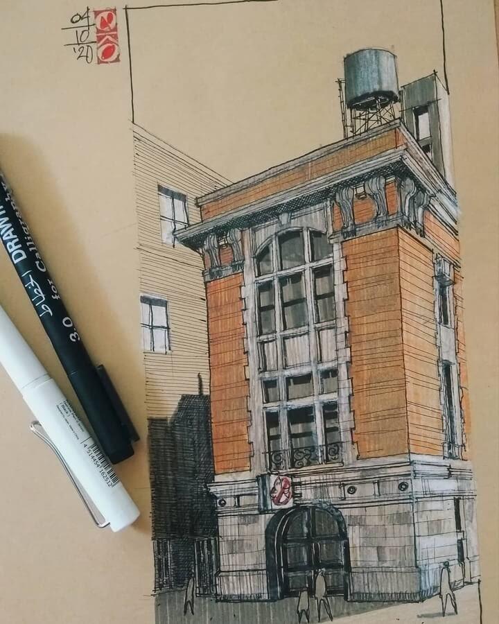 07-Ghostbusters-HQ-Eko-Tcetihcra-www-designstack-co