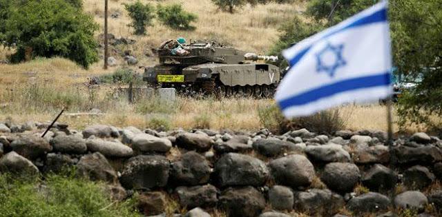 AS Resmi Akui Kedaulatan Israel Atas Golan, Rusia: Trump Dorong Ketegangan Baru Di Timur Tengah