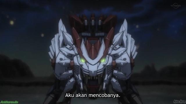 Zodis Wild Zero Episode 06 Subtitle Indonesia
