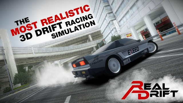 Real Drift Car Racing full version apk with obb data