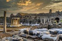 Roman Ruins - Photo by Stefan Gogov on Unsplash