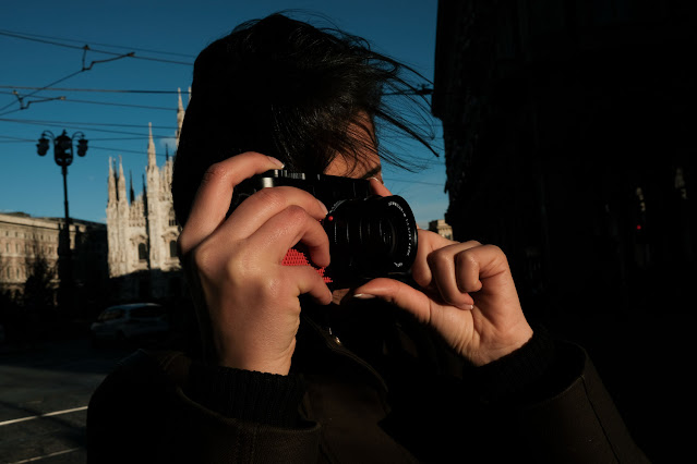 workshop individuale Street photography Milano