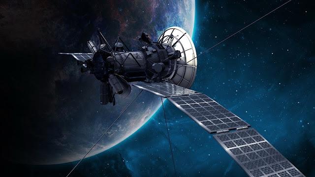 Cara tracking satelit Laosat1 KUband