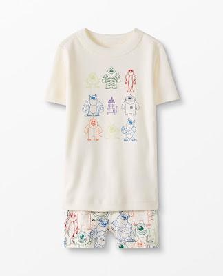 Hannah Andersson Pixar Pajamas