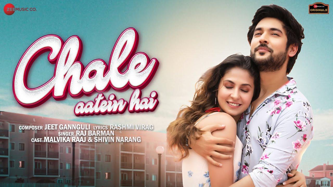 Chale Aatein Hai Lyrics in Hindi