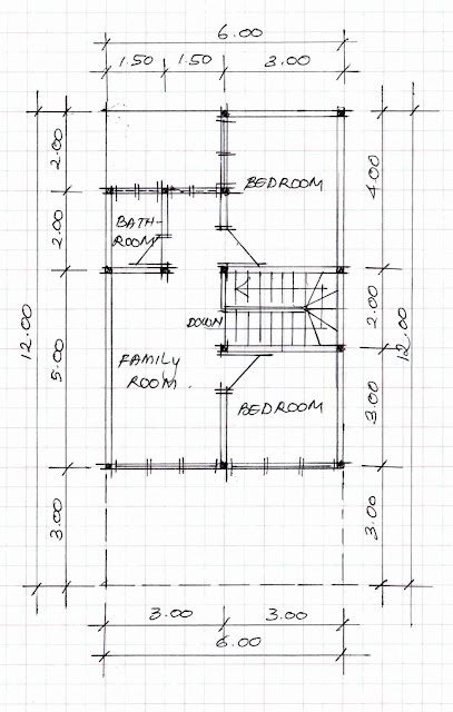 2nd floor plan of home image 13