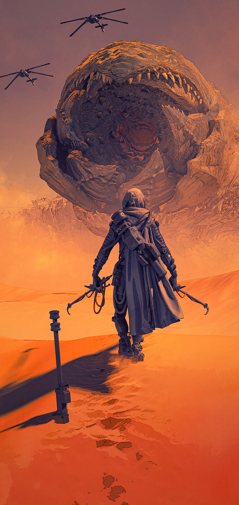 dune phone background wallpaper 2021