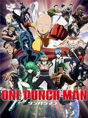 One Punch Man [12/12] + [Ovas 6/6] [Sub Español] [Mega]
