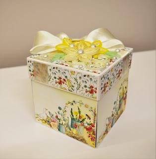 Mój pierwszy ślubny box