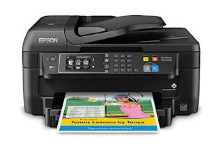 Epson WorkForce WF-2760 Driver Download