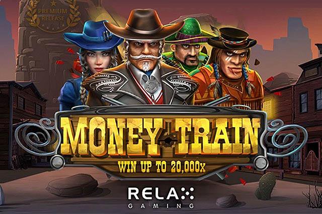ULASAN SLOT RELAX GAMING MONEY TRAIN