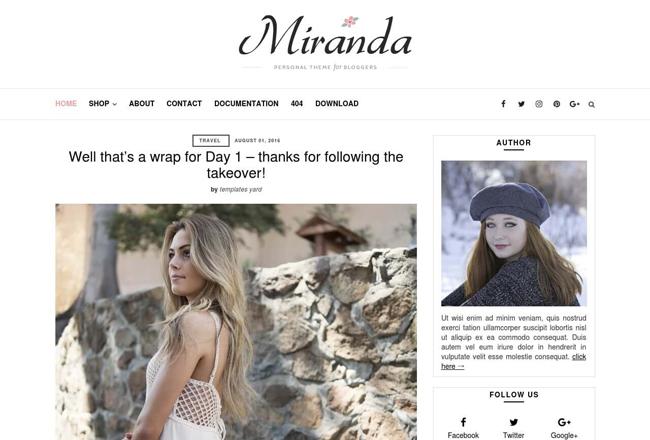 miranda-elegant-blogger-template