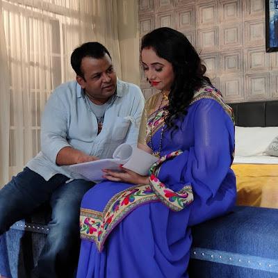 Rani Ka Raja Kooku App web series actress and director