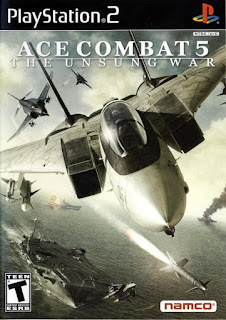 Ace Combat 5 The Unsung War PS2 ISO