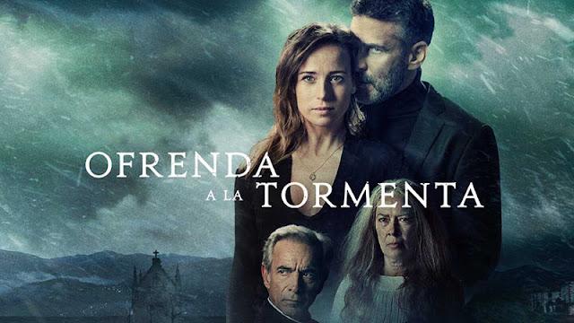 Reseña de 'Ofrenda a la tormenta' de Fernando González Molina
