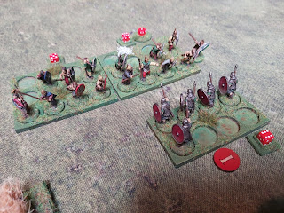 The Auxilia and Levy continue their fight
