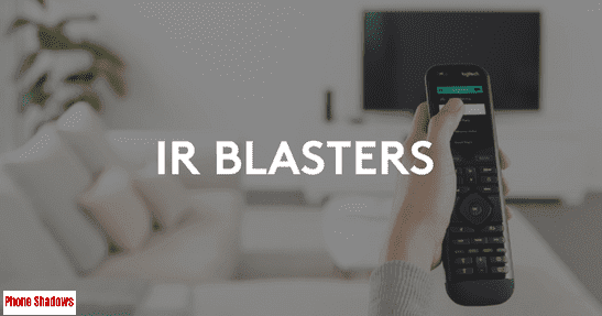 Why an IR Blaster remains Useful on Phones in 2020