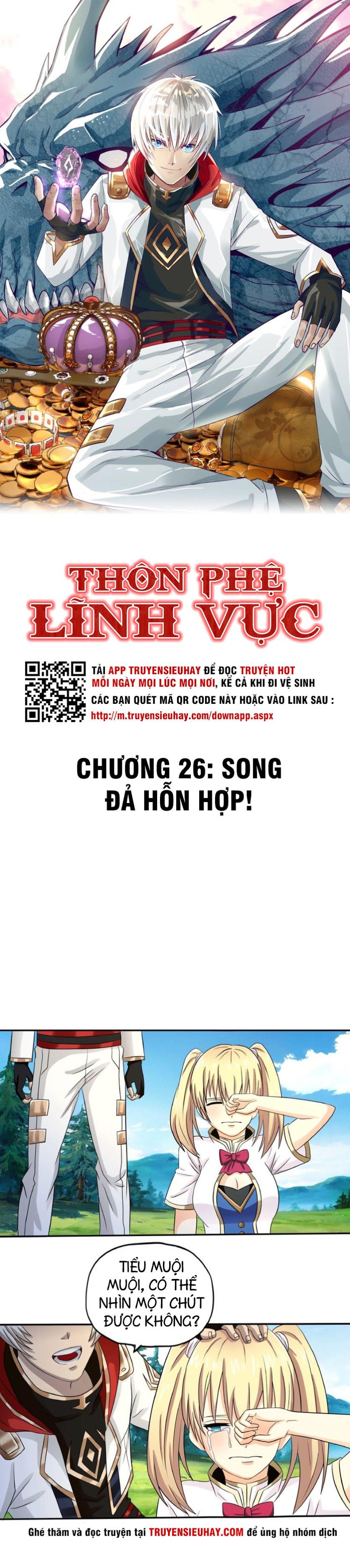 Thôn Phệ Lĩnh Vực Chapter 26 video - truyenmh.com