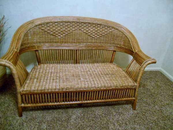 Simple Details Wake Up Your Wicker